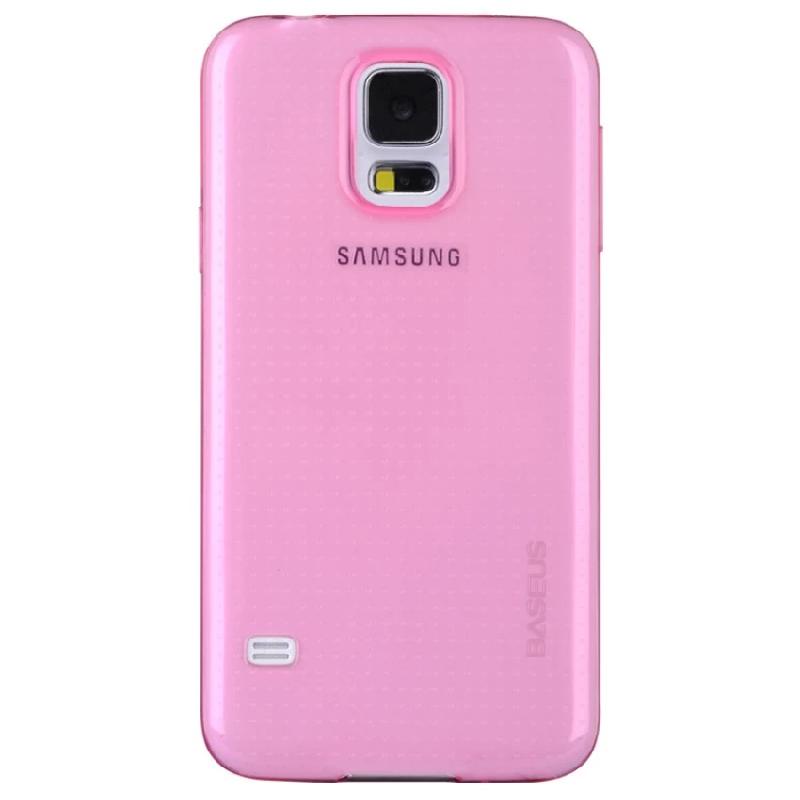 Air Case For Samsung Galaxy S5 - Merah