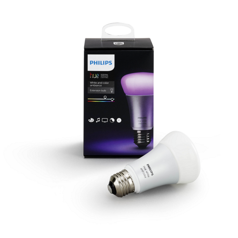Philips Hue 10W A60 E27 Single Bulb