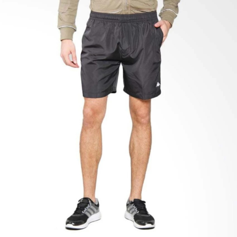 Kappa Men Short Pants - Black