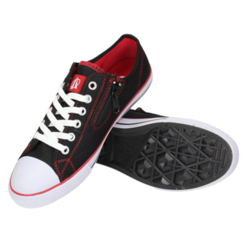 Ardiles Olimpia Man Sneakers Shoes Black Red