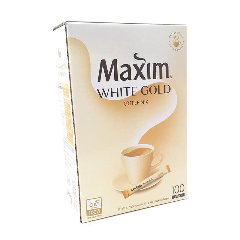 Maxim White 12 gr (isi 100 pcs)
