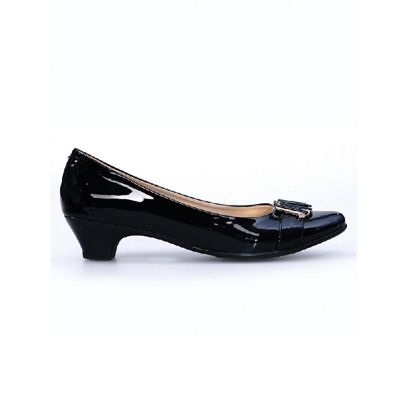 Ghirardelli Heels Beatrix Black