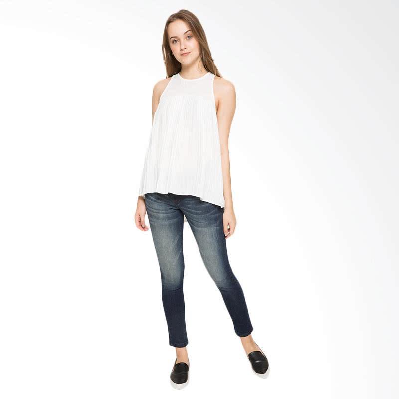 Ladies Jeans Maryska - Blue