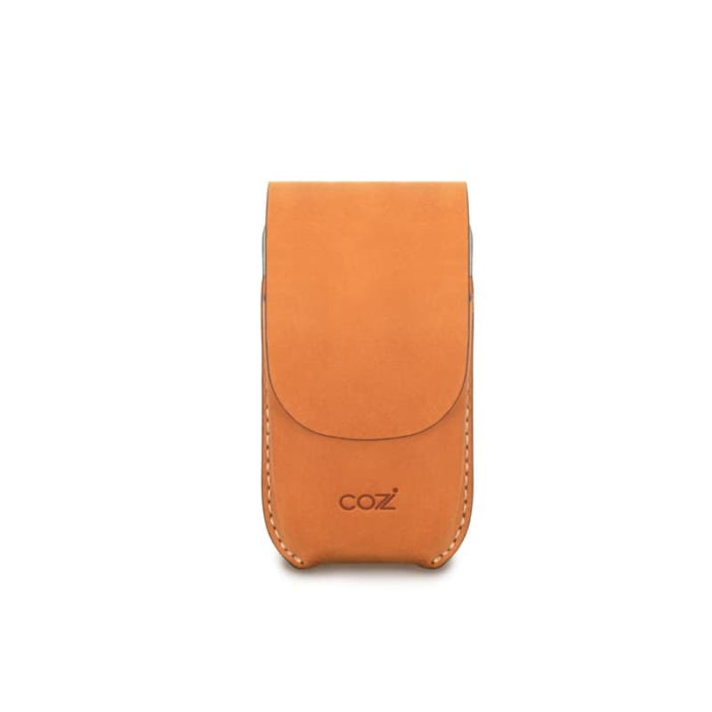 Cozi Leather Case for Magic Mouse - Light Brown (CLCMO018)