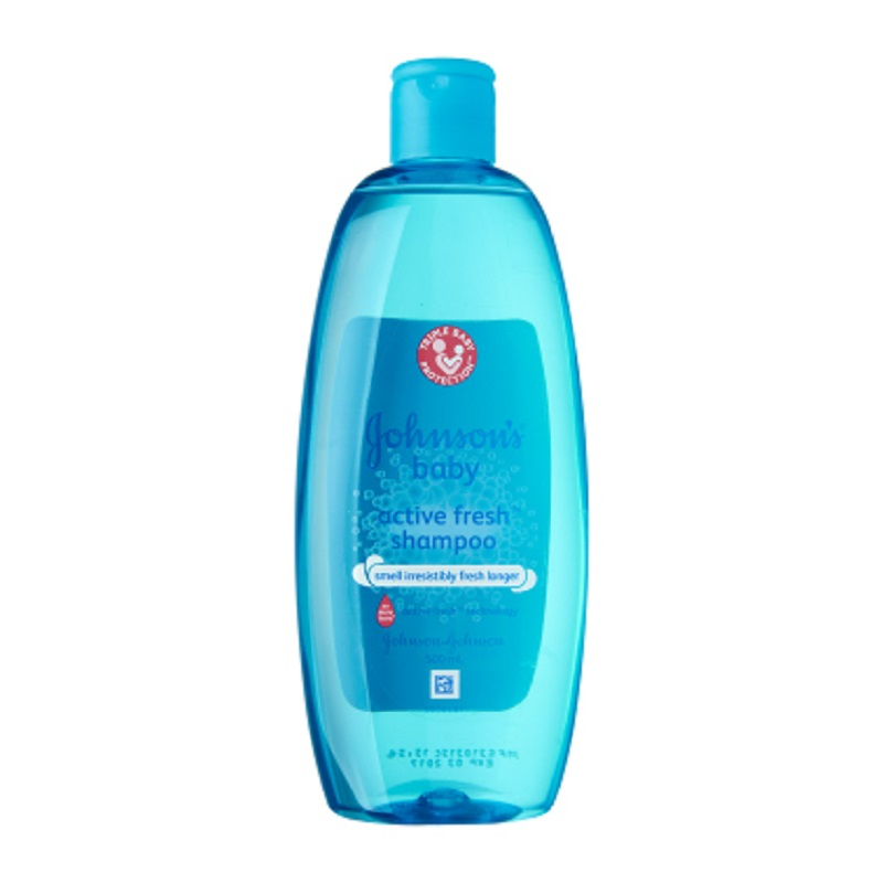 Johnson Baby Shampoo Active Fresh 200 Ml