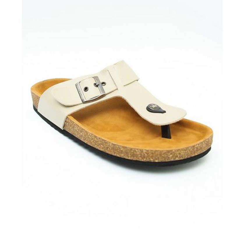 3Second Men Sandals 1904 Cream