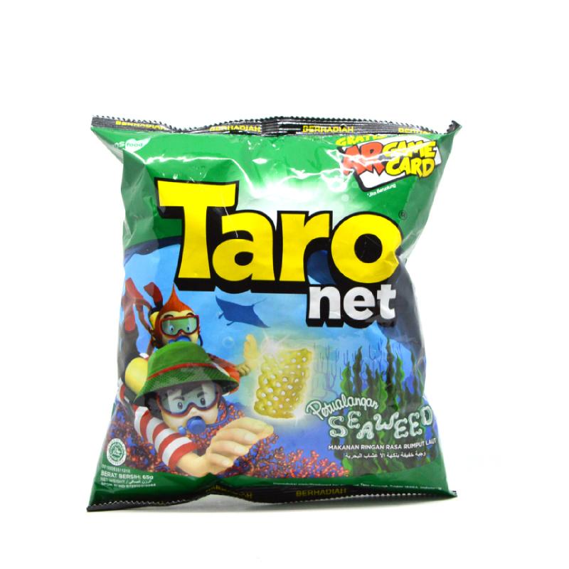 TARO NET SEAWEED 65G