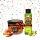 Tutti Frutti (Peach & Mango Sugar Body Scrub 300 g + Pear & Cranberry Body Scrub 100 ml)