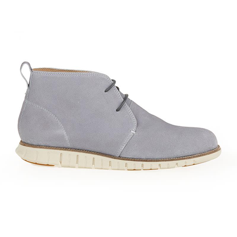 Ftale Hill Dweller Formal Men Shoes - Abu-Abu