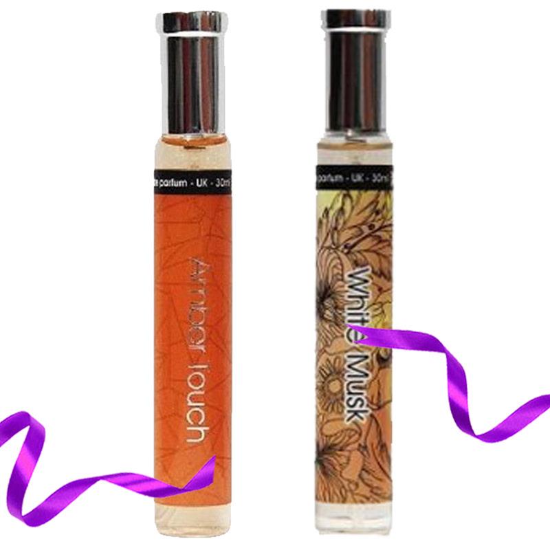 Alyxir Eau De Parfum Amber Touch + Alyxir Eau De Parfum White Musk