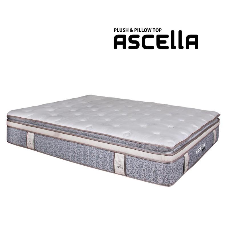 The Luxe Mattress Ascella 180x200 White