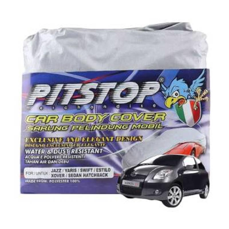 Pitstop Cover Body Mobil - Jazz  Yaris  Swift  Estilo  X-Over  Sedan Hatch Back