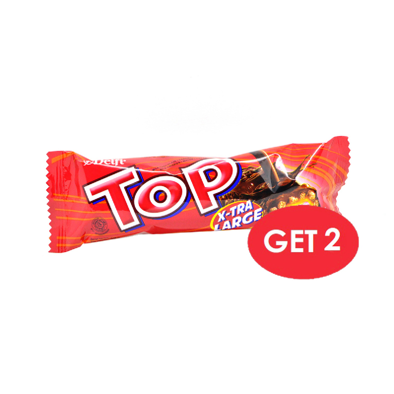 Delfi Top Strawberry Xtra Large 38 Gr (Get 2)
