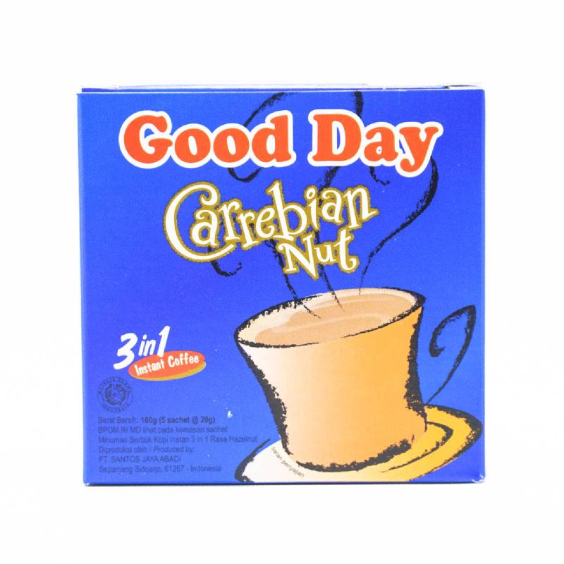 Good Day Kopi Carrebian  5x20g