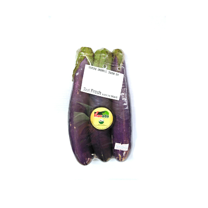 Masada Terong Organic 300 Gr Per Pack
