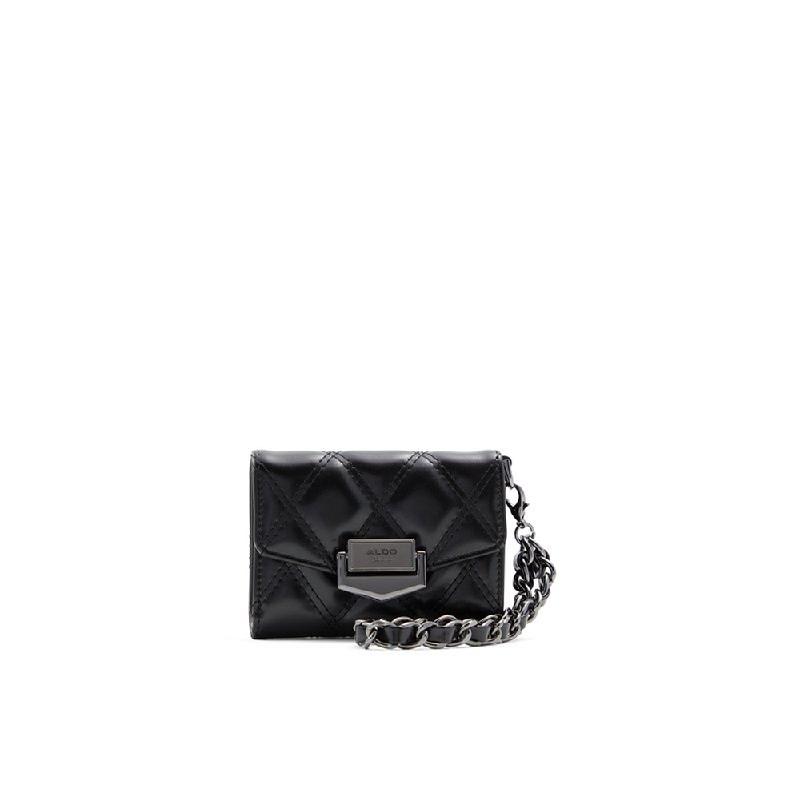 Aldo Ladies Wallet PRAELLE-001 Black
