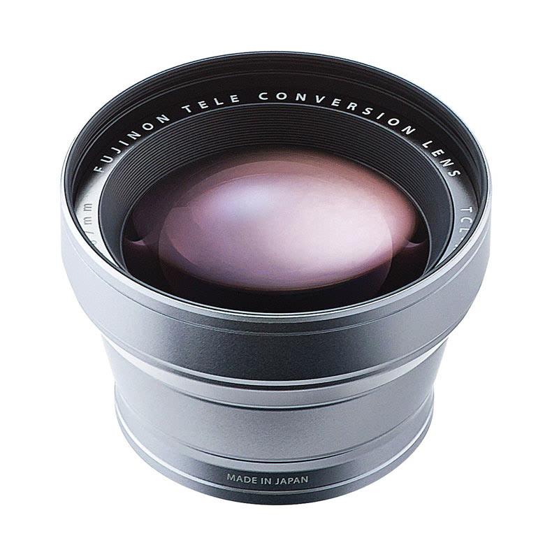 Fujifilm Acc Tele Converter Lens TCL-X100S Silver