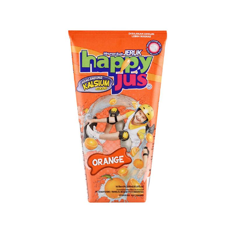 Happy Jus Orange 200Ml