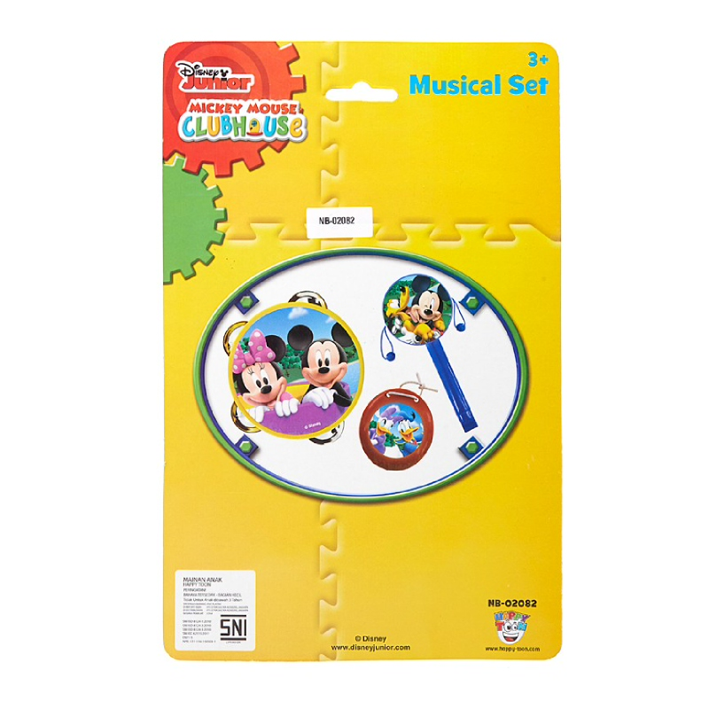 Mickey Mouse Musical Set 11