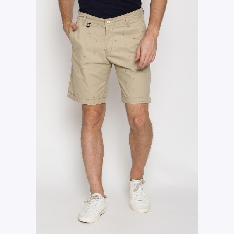 17Seven Gebze Men Shortpants Beige