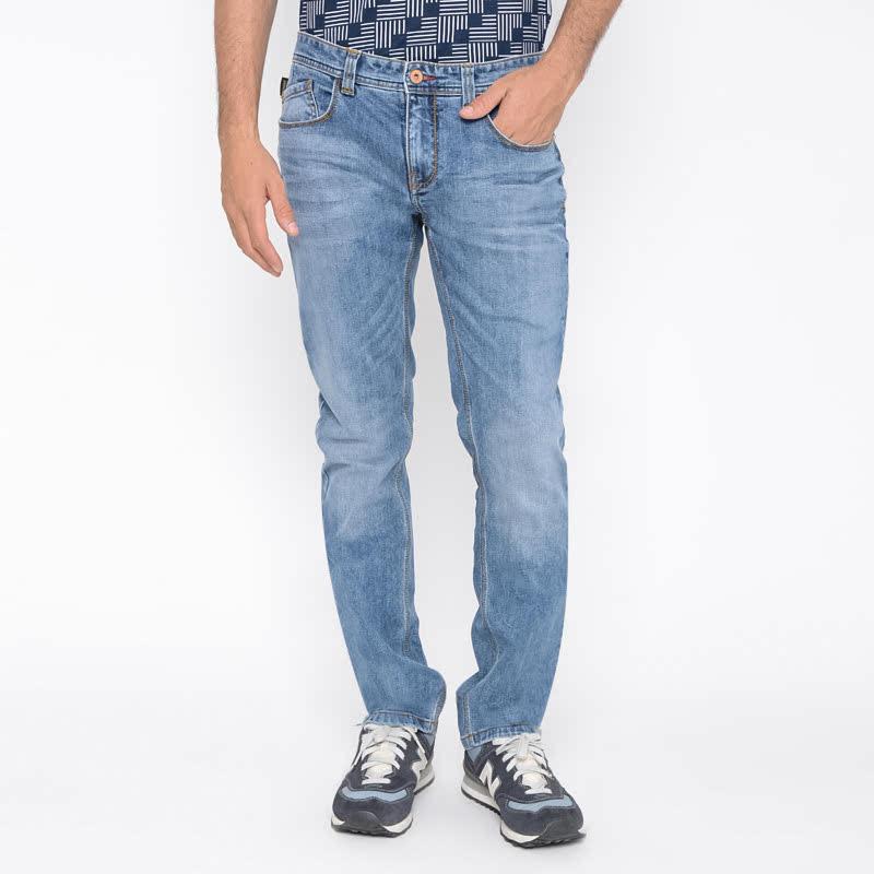 Prenowar Pasific Blue SlimFit Pants
