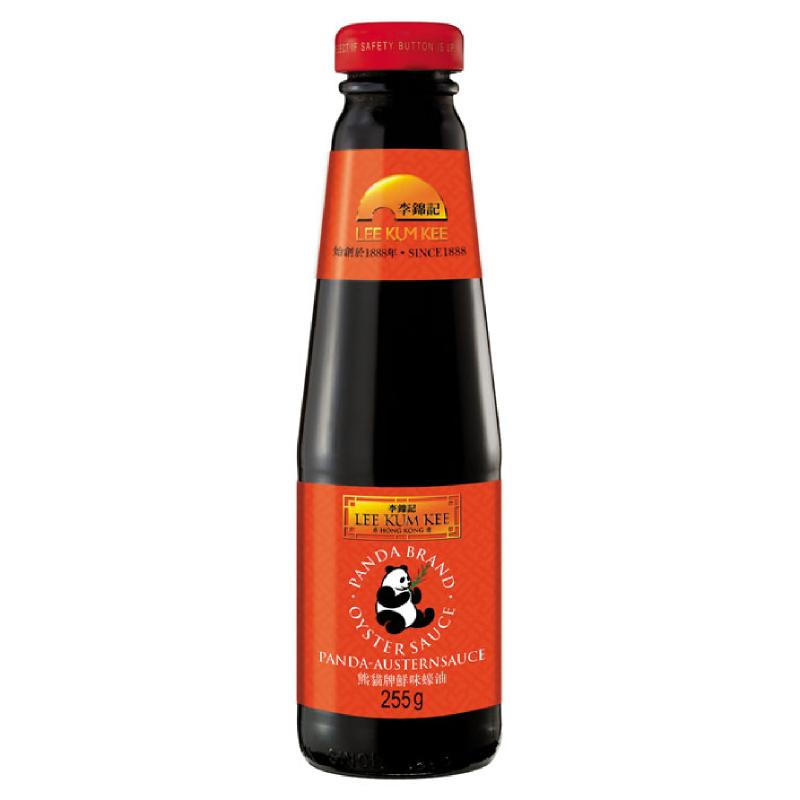 Lee Kum Kee Oyster Sauce Panda 255 Gram