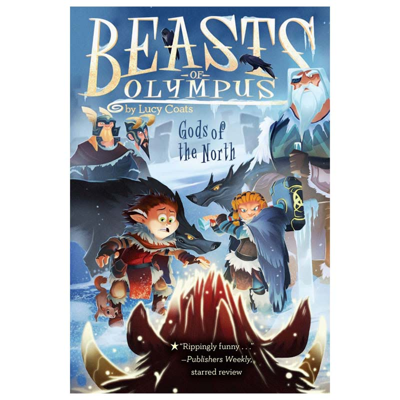 Gods of the North 7 (Beasts of Olympus)