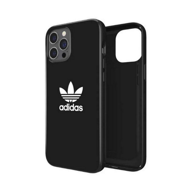 Adidas Case iPhone 12 Pro Max Iconic Soft Silicone Casing