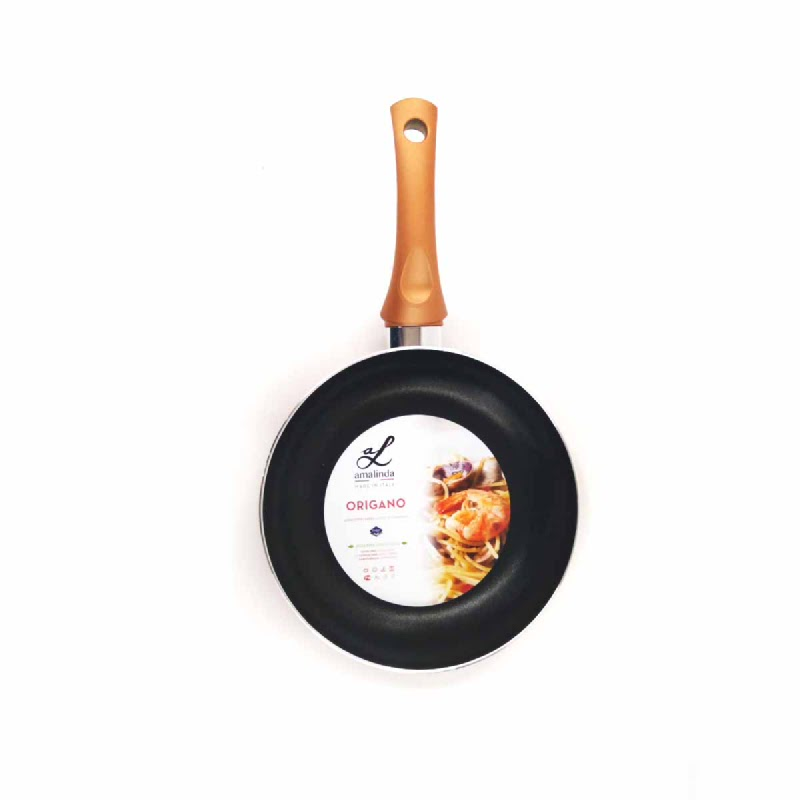 Amalinda Wajan Fry Pan Italy 20 Cm