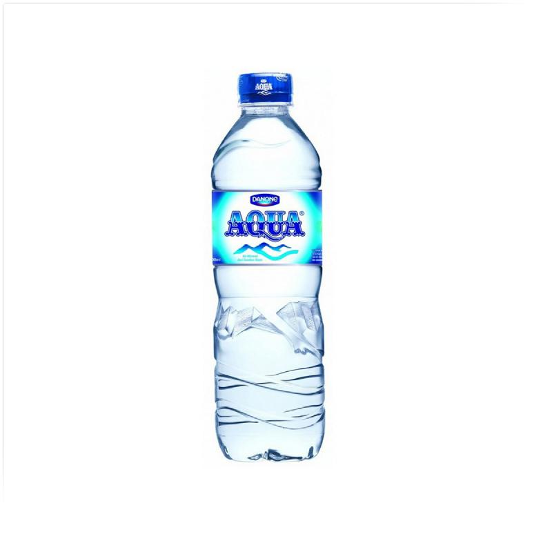 Aqua Mineral Water 600 Ml