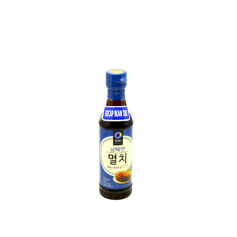 Chung Jung Won Daesang Anchovy Sauce 500 Gr