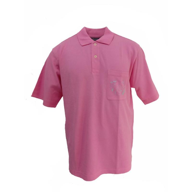 Kappa Polo Shirt - Pink