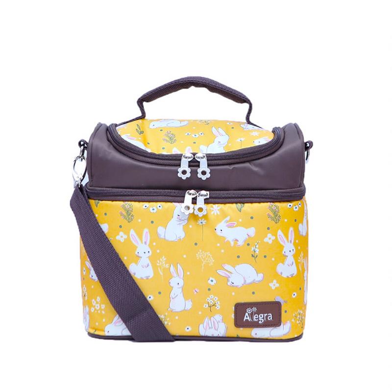 Allegra Melody New Maxi Cooler Bag Rabbit Yellow