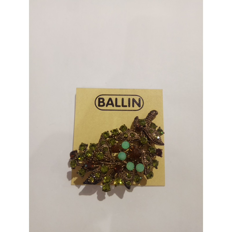 Ballin Women Brooch TM-BR32GH Gold