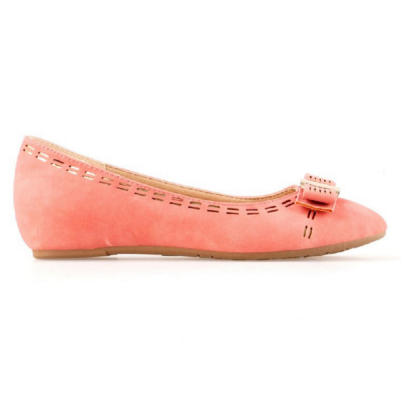 Inside Flats Evita Pink
