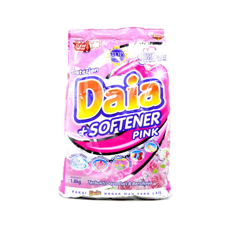 Daia Detergen Pelembut 1.8 Kg