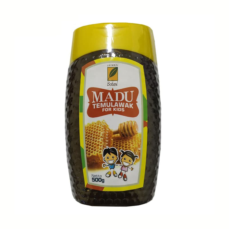 Madu Temulawak for Kids 500 gr