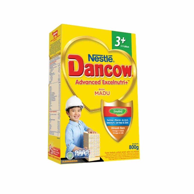 Dancow Susu Formula 3+ Protection Madu Probio 800 Gr