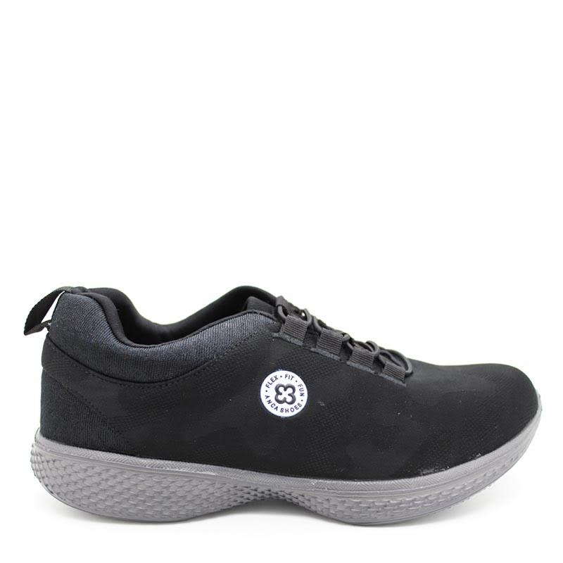 Anca Slip On Shoes V55-326 Black