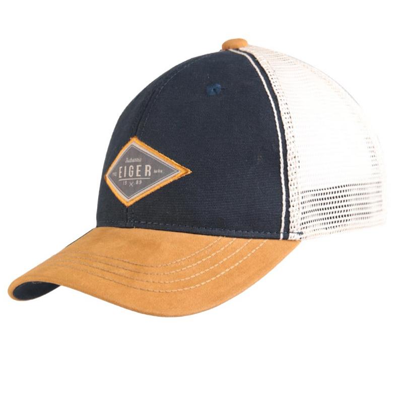 Eiger 1989 Rock N Field Caps - Navy