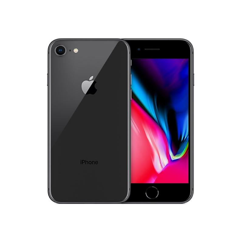 iPhone 8 256GB Space Grey Bundling Indosat 150rb Perbulan (1thn)