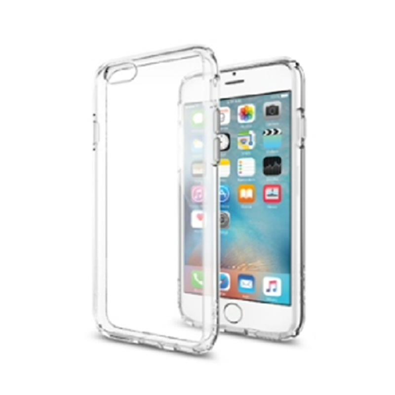 Spigen iPhone 6, 6S Case Ultra Hybrid - Crystal