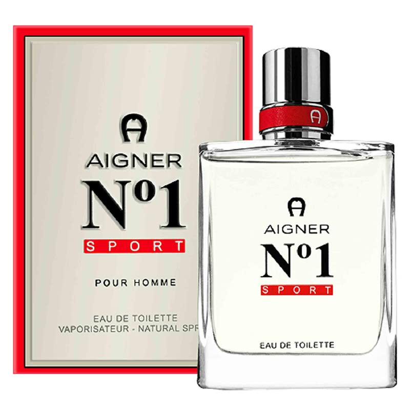 Aigner No. 1 Sport EDT Spray 50 Ml