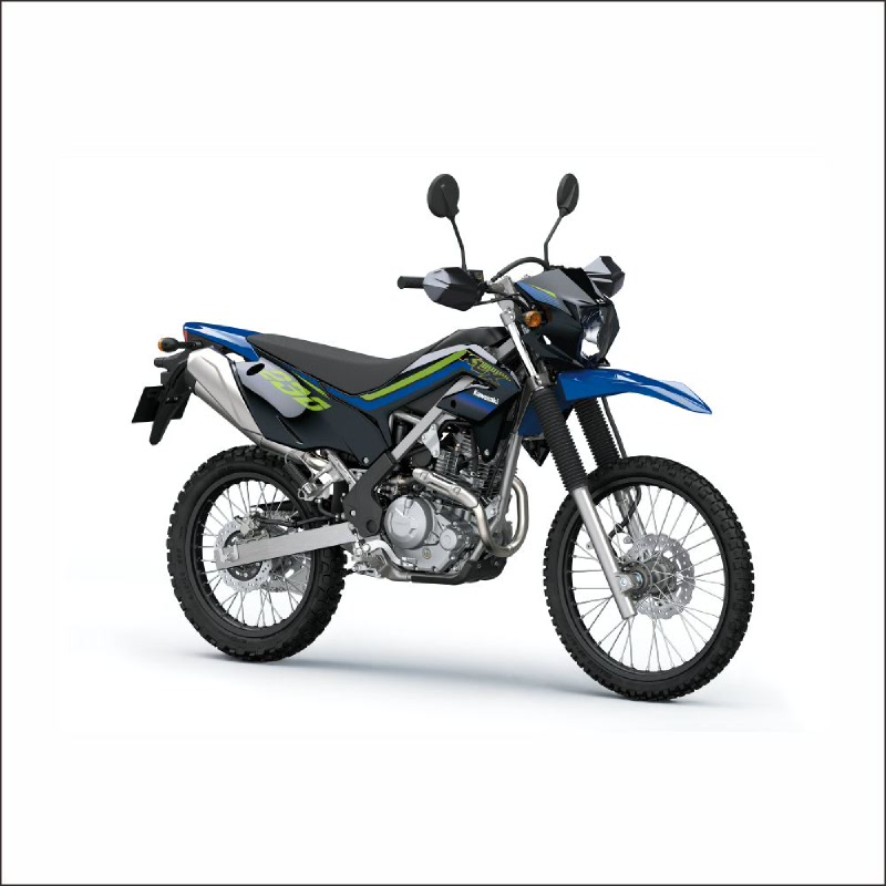Kawasaki New KLX 230 Special Edition Biru (Vin 2019) Jakarta