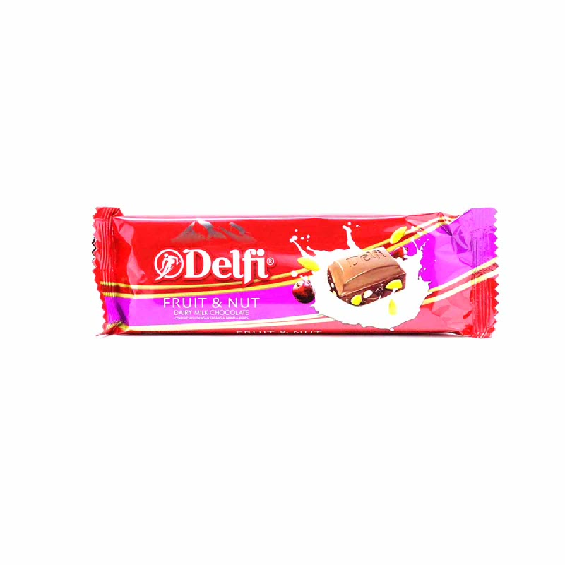 DELFI FRUIT & NUT 65G