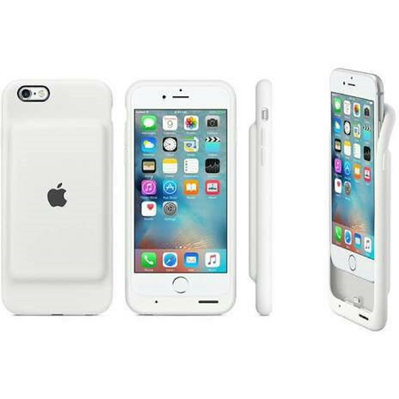 iPhone 6s Smart Battery Case - Putih