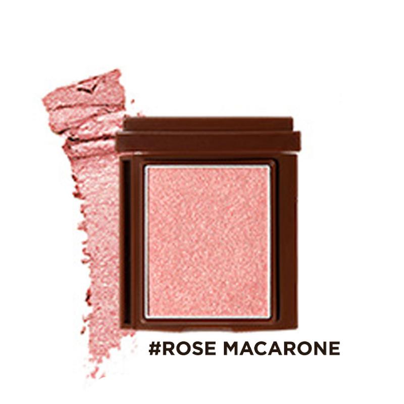 16brand Brickit Shadow Creamy Line - Rose Macaron