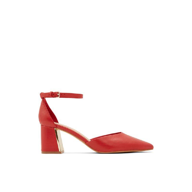 ALDO Ladies Footwear Heels GRYMA-600-Red