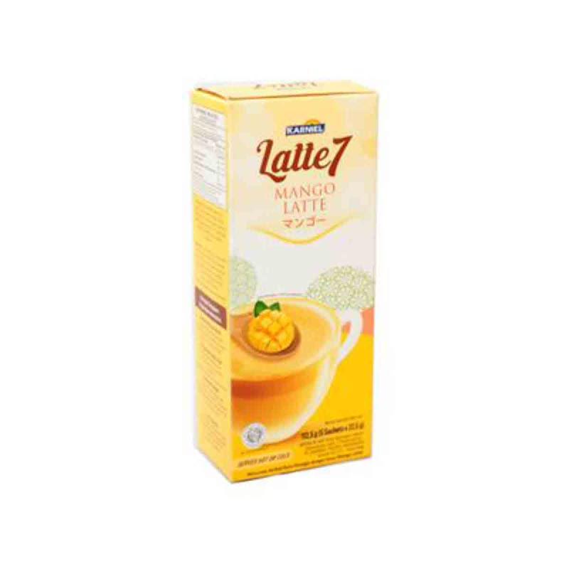 Karniel Latte 7 Mango 125 Gr