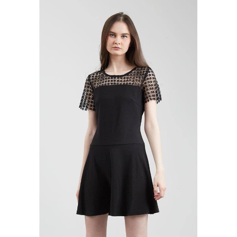 Francois Soest Dress in Black
